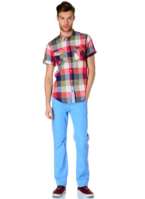 T-Box Pantolon Mavi